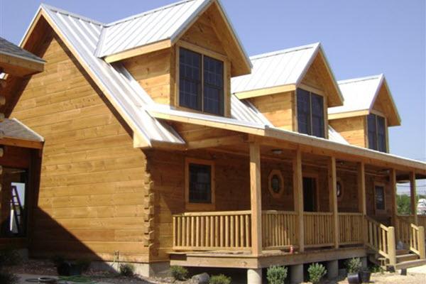 Southland Log Homes - 2013 NAHB Winner Outstanding Model