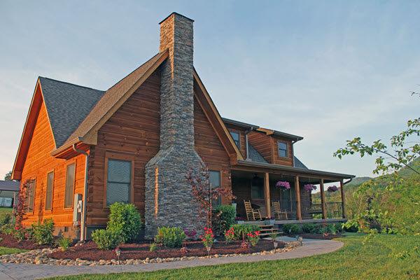 Southland Log Homes - 2015 NAHB Winner 2000 to 3000
