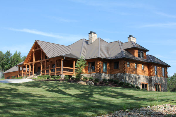 Award-Winning Log Home Designs | Southland Log Homes