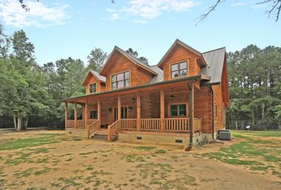 Southland Log Home – Caroline 1 (2)