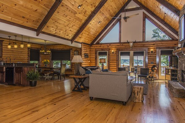 Southland Log Homes – Custom 2 (13)