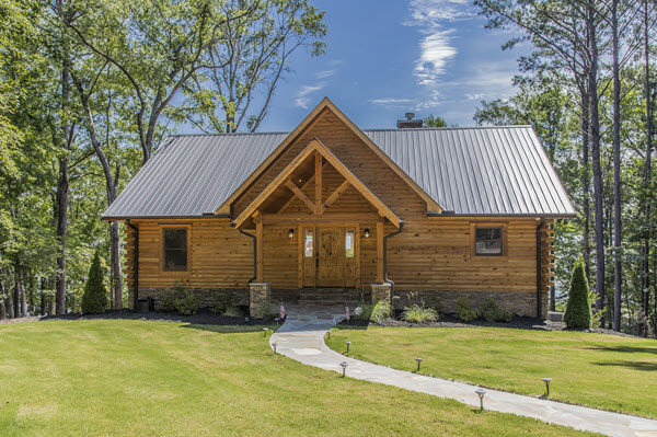 Southland Log Homes – Custom 2 (2)