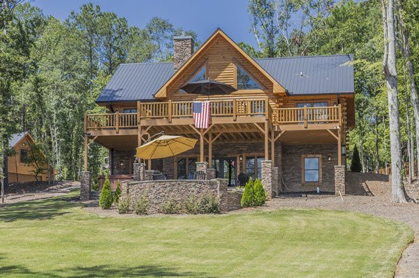 Southland Log Homes – Custom 2 (4)
