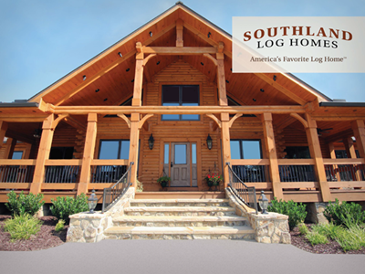 Southland Log Homes - Design Album