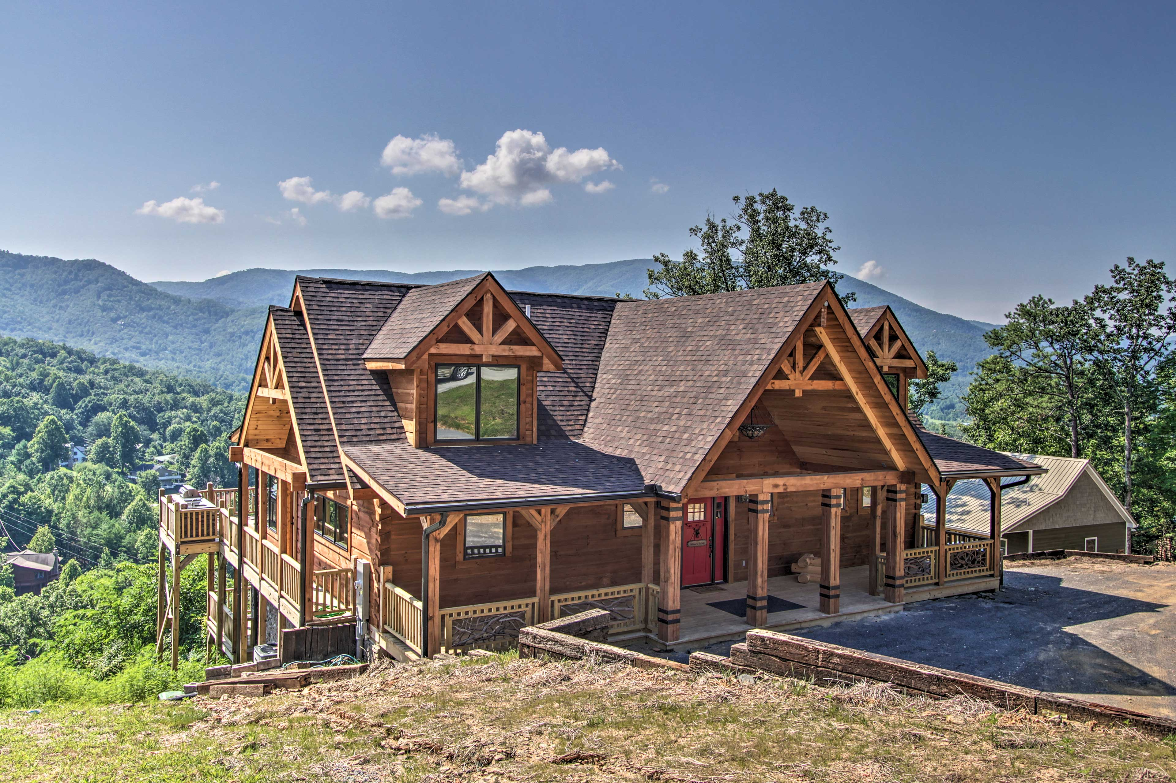 Southland Log Homes - Clay Featured Home