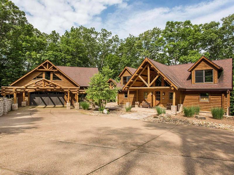 Southland Log Homes - Custom Anson