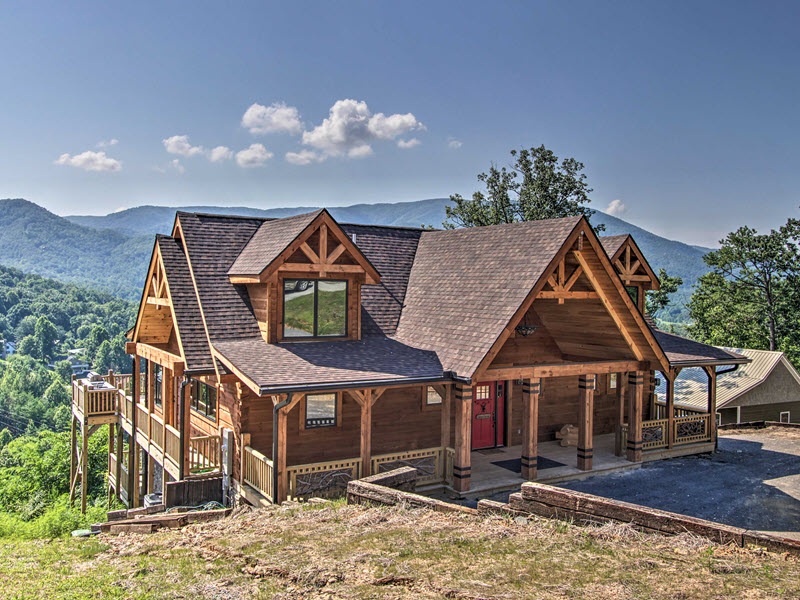 Southland Log Homes - Custom Clay
